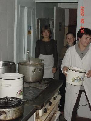 Kherson City Minor Children Shelter Half Way House 2003 2004 Ukraine Marriage Agency